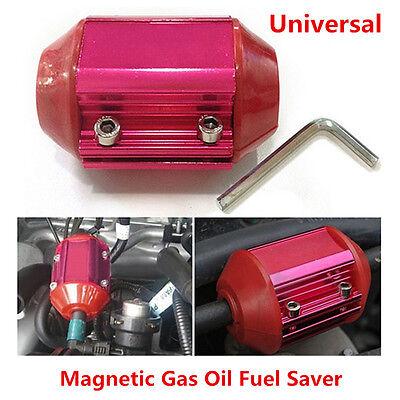 Universal Car Magnetic Gas Fuel Saver Economizer Engine Protect Reduce Emission