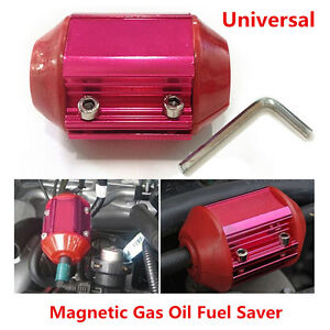 Universal Car Magnetic Gas Fuel Saver Economizer Engine Protect Reduce Emission