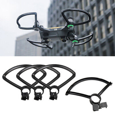 4X Quick Release Prop Propeller Guard Protector Cover for DJI Spark RC Drone UK*
