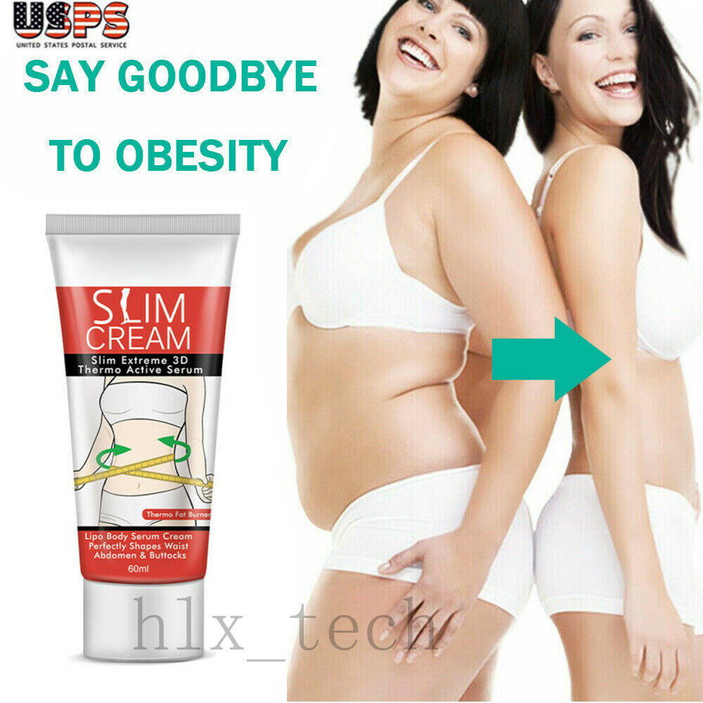 Hot Slimming Cream Anti-Cellulite Body Wrap Slimming Fat Bur