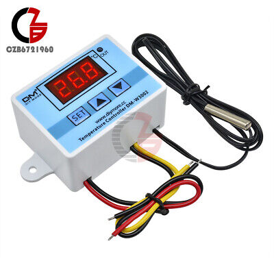 Ac 110-220v Xh-w3002 Digital Led Temperature Controller Microcomputer Thermostat
