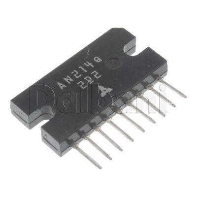 PANASONI AN214Q ZIP-9 Integrated Circuit