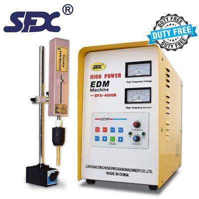 Us Stock Portable Edm Mini Broken Tap Remover Sfx-4000b 3000w Extractor Machine