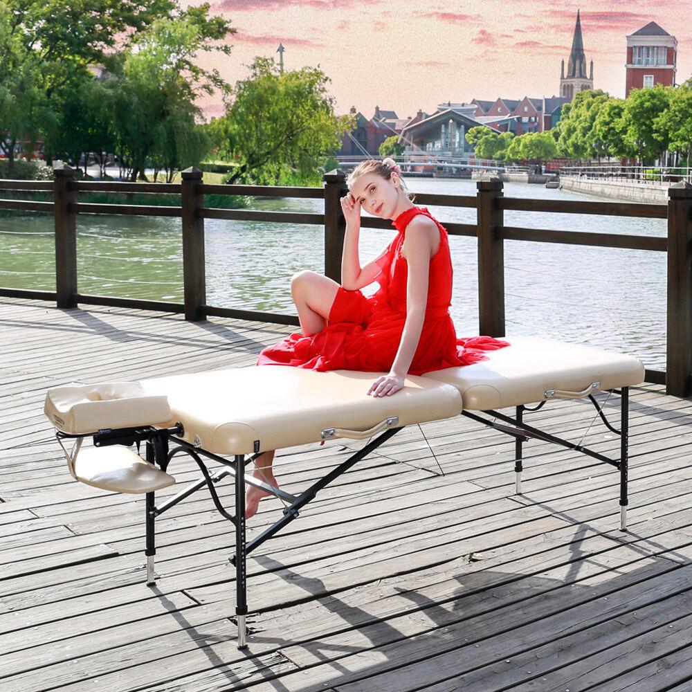 Master Massage 30 inch Calypso Ultralight Aluminum Portable
