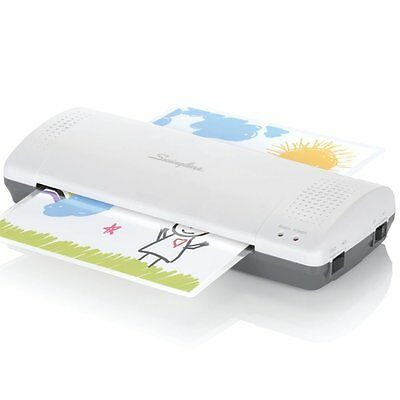 "Swingline Laminator, Thermal, Inspire Plus Lamination Machine, 9"" Max Width."
