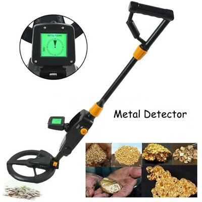 Detector de Metales Fácil de usar Alta Precisión Bobina Impermeable Pantalla LCD