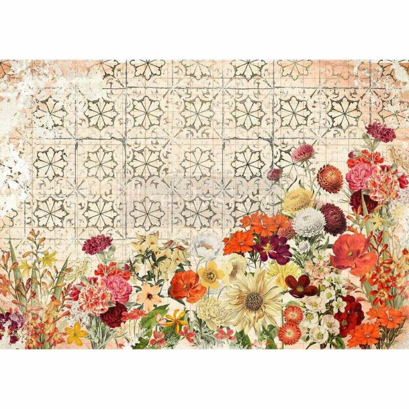 Twilight Field Rice Paper by redesign with Prima!