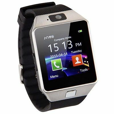 Universal DZ-09 HD Bluetooth Smart Wrist Watch Phone SIM Card for Android IOS