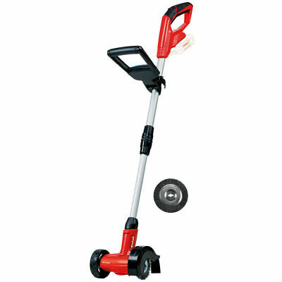 EINHELL GE-CC 18 Li-Solo Cordless Grout Cleaner Garden Tool Soft Grip
