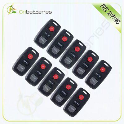 10* Replacement for 2004-2005 Mazda 6 Remote Car Keyless Key KPU41846 41846-E