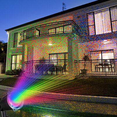RGB LED Pavillon Festzelt Beleuchtung Disco Licht Effekte Erdspieß Beleuchtung