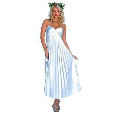 NWT sexy MUSIC LEGS athenian GREEK roman GODDESS of LOVE aphrodite PARTY costume