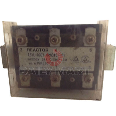 Used Ge Fanuc Line Reactor Transformer A81l-0001-008