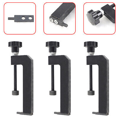 3pc Common Rail Pump Retainer Tool For Cp3 Pump Oil Pump Disassembly Tool Black