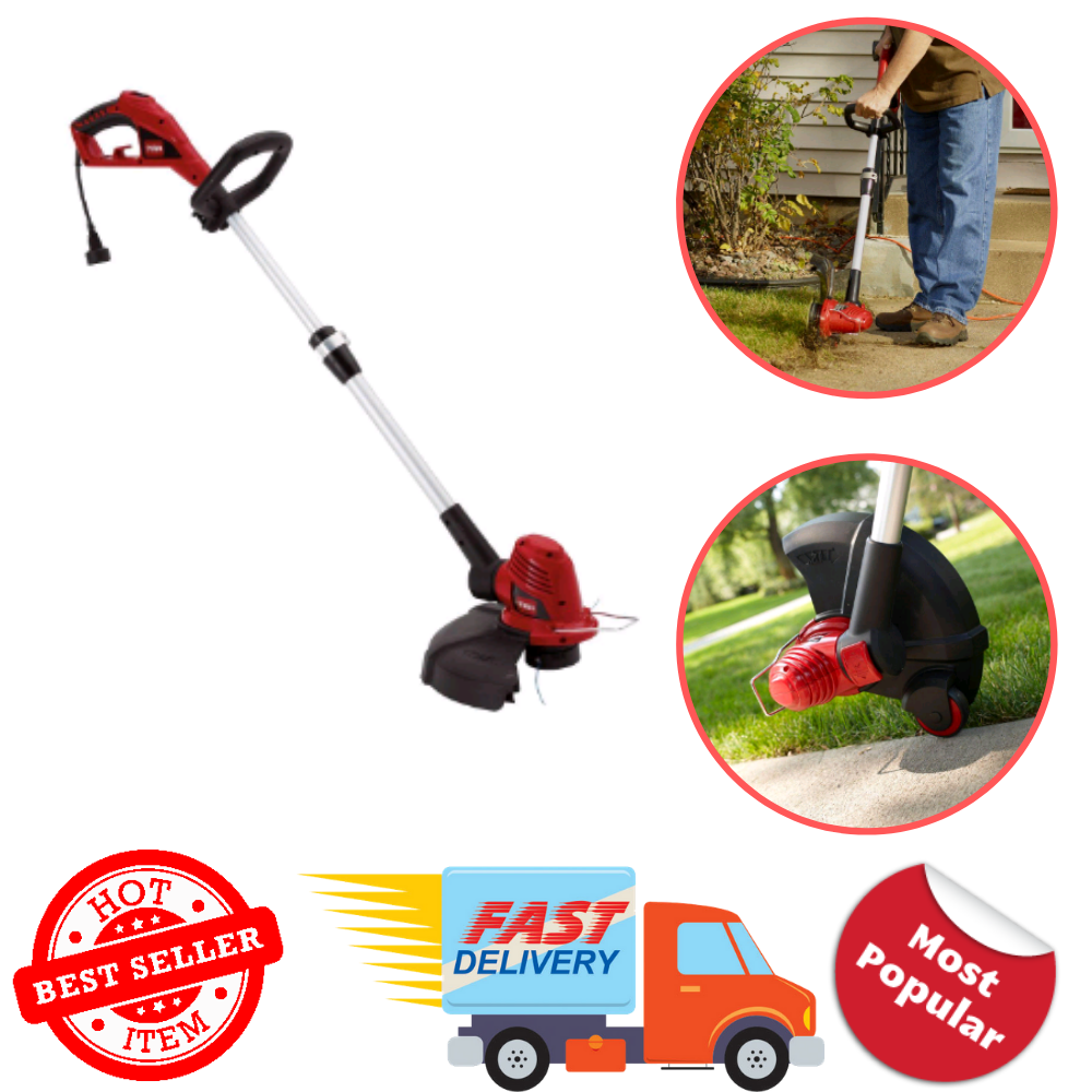 Toro 5 Amp Corded 14-Inch Electric Trimmer Edger Weed Eater