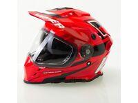 Motorbike Helmet & Boots