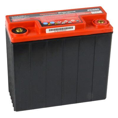 Hawker EnerSys Odyssey Motorradbatterie PC680 12V 16Ah Reinblei AGM 18 19 20 Ah