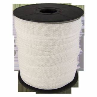4 x Horse Tape 40mm ... stainless wire 200m Roll wholesale lot