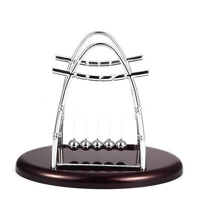 New Physics Educational Arch Newton Cradle Balance Ball Pendulum Home Ornaments