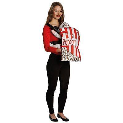 Rub - Hülle für Babytrage Motiv Popcorn Karneval - Popcorn Kostüm Baby