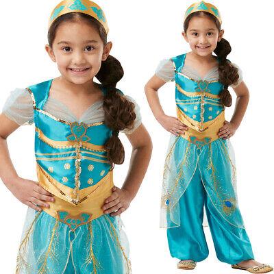 Jasmin Disney Prinzessin Kleid Offizielles Produkt