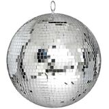 """Large 12"""" Mirror Glass Disco Ball DJ Dance Home Party Bands Club Stage Lighting"""