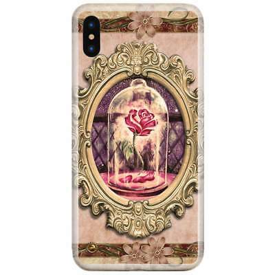 For iPhone 7/8/7 Plus/8 Plus/X/XS/XR/XS MAX Case Cover Beauty And The Beast