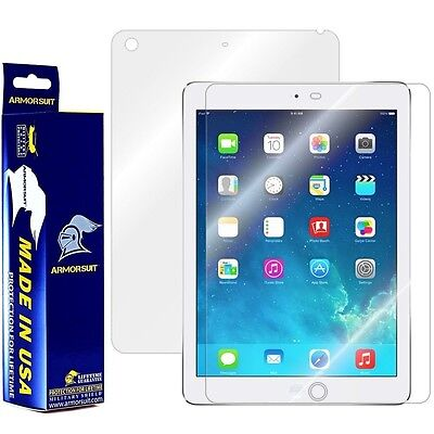 ArmorSuit MilitaryShield - Apple iPad Air Screen Protector +