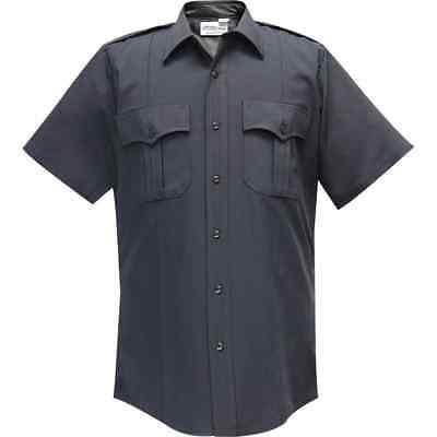 Emt Uniform - Liberty Mens Short Sleeve Uniform Shirt_EMT_FIRE_POLICE_SECURITY_Stain Repellent