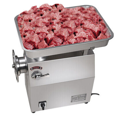 Commercial Heavy Duty 1800w 110v Electric Meat Grinder 350kgh For Restaurant Us