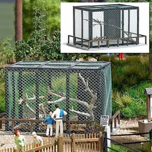 Ho Busch 1583 Animal Cage Kit For Park Circus Zoo
