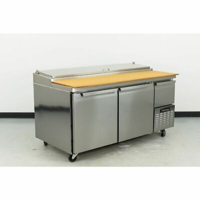 Continental Refrigerator Cpa68 Pizza Prep Tables Limited Warranty