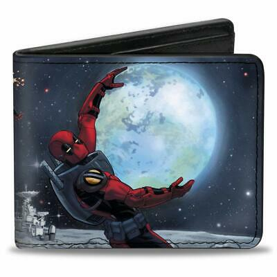 Deadpool A Space Oddity Issue #30 Comic Cover Bi-Fold Wallet