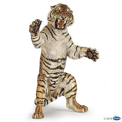 Papo 50208 Stehender Tiger 12 cm Wildtiere