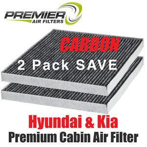 Carbon Cabin Air Filter Ebay
