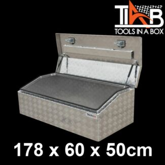 Aluminium Toolbox Top Opening 1.8m Tray Ute Truck Tool Box 1865 Prestons Liverpool Area Preview