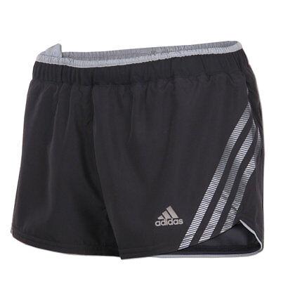 Adidas Supernova Running Short (adidas Damen Supernova Short Laufshort Running Short Climacool Fitness schwarz)