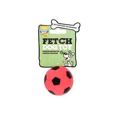 Good Boy All Sports Football Small Dog Toy   Ball Puppy Fetch Chew Bouncy Pet
