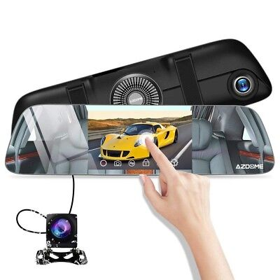 Best Dash Cams For Vehicles Hd Mirror Camera Car Rear View Mount Backup