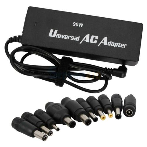 90W Universal AC Adapter Notebook Laptop Power Wall Charger