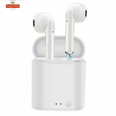 TWS Wireless Bluetooth Headphones Earphones Earbuds in-ear For iPhone Samsung UK