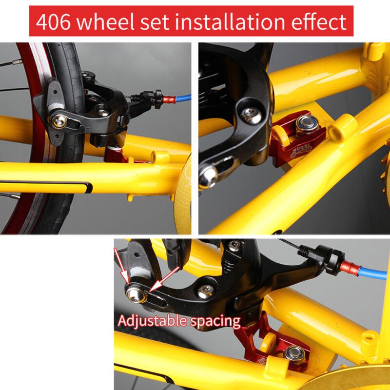 Bike Frame C-Clip Middle Support 406 to 451 Conversion V brake Extension Seat v