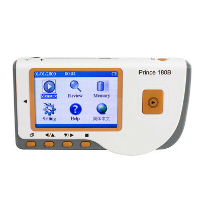 Oled Display 180b Handheld Ecg Ekg Portable Heart Monitor Software Laboratory Us