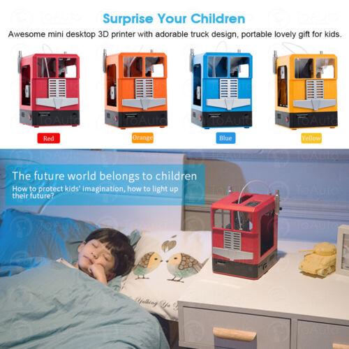 Creality CR-100 One-button Print FDM Children 3D Printer Ado