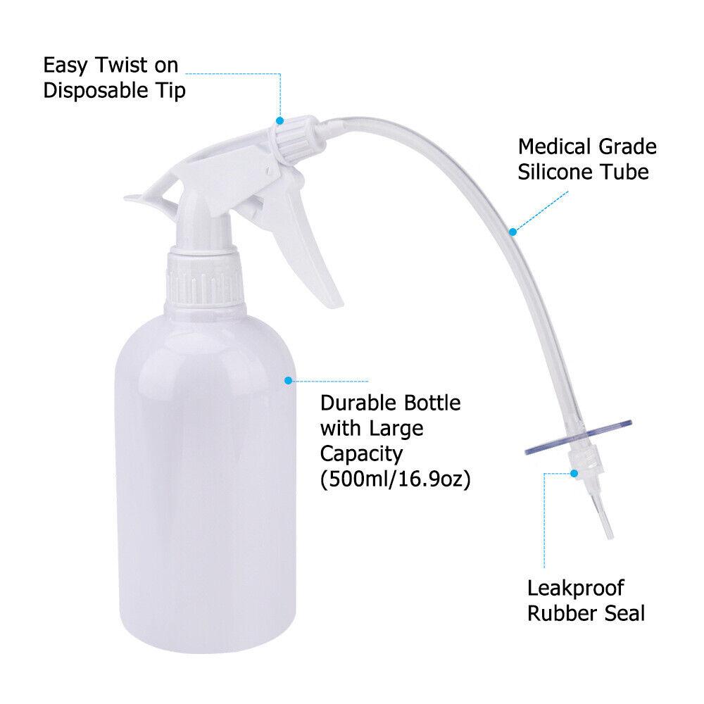 10Pcs/Set Ear Wax Removal Tool Kit Small Wash Basin With Ear