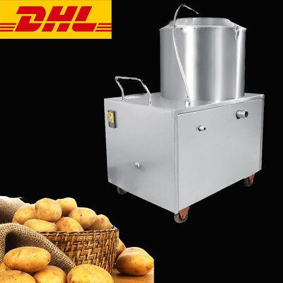 Commercial Potato Peeler Auto Sweet Potato Peeling&Cleaning Fast Wash Machine