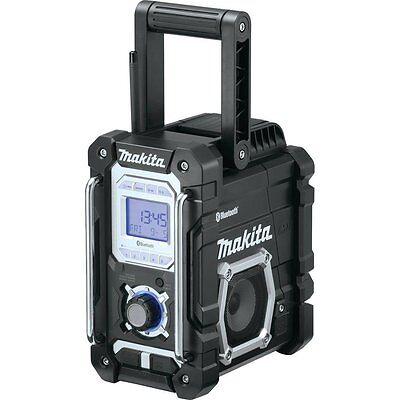 Makita XRM04B 18-Volt LXT Lithium-Ion Cordless Bluetooth Radio, Bare Tool