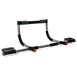 NEW Perfect Fitness Multi-Gym Doorway Pull Up Bar and Portable Gym System, Pro Condtion: New, Pro - Wide Grip Handles