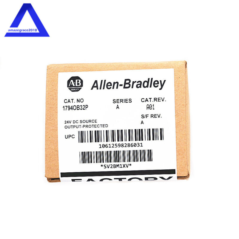 Factory SealedAllen Bradley 1794-OB32P Input Car FAST SHIP FROM USA