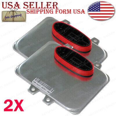 2- Xenon Headlight Ballast Control Unit 12767670 D1S for 07-14 Cadillac Escalade